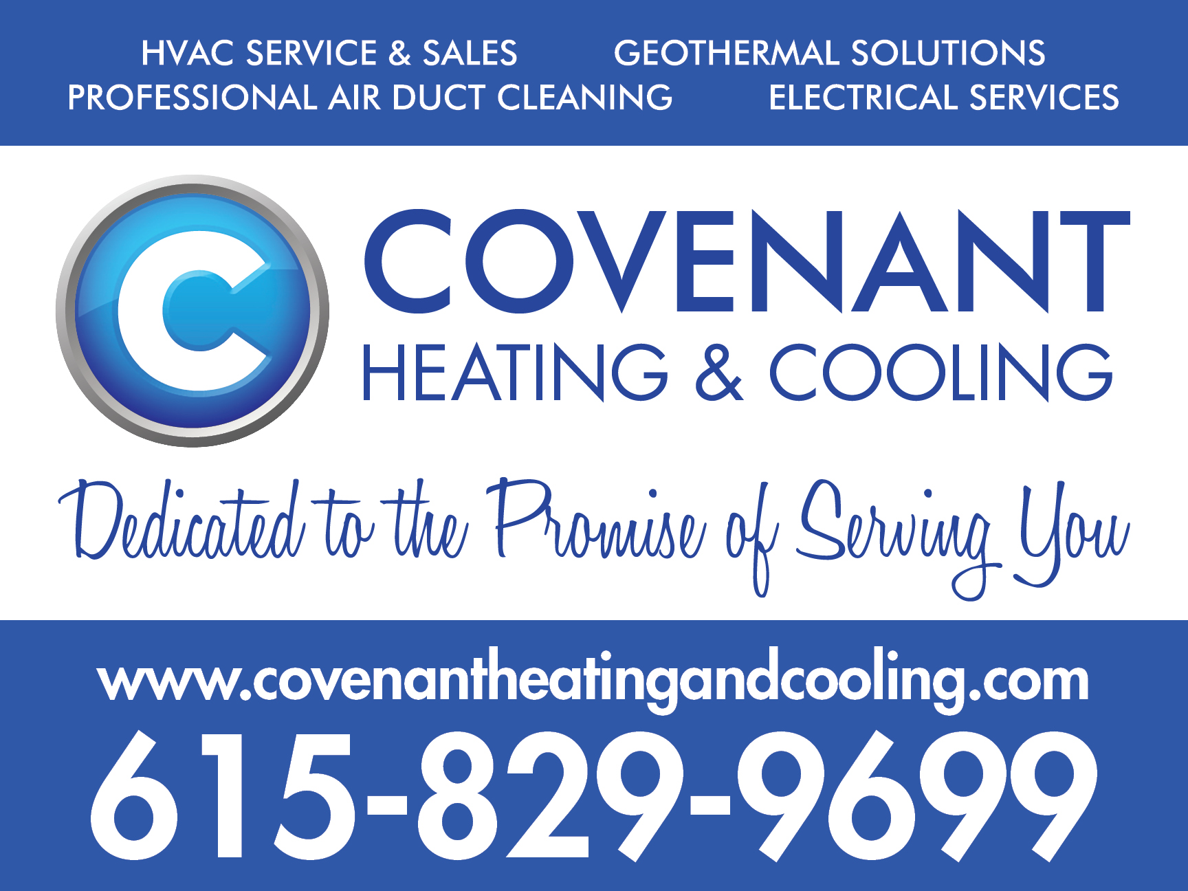 Service_Covenant Heating & Cooling