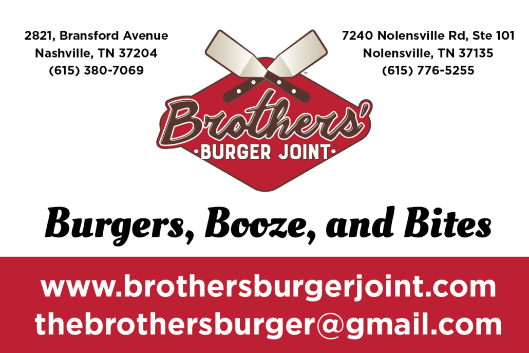 Restaurant_Brothers Burgers