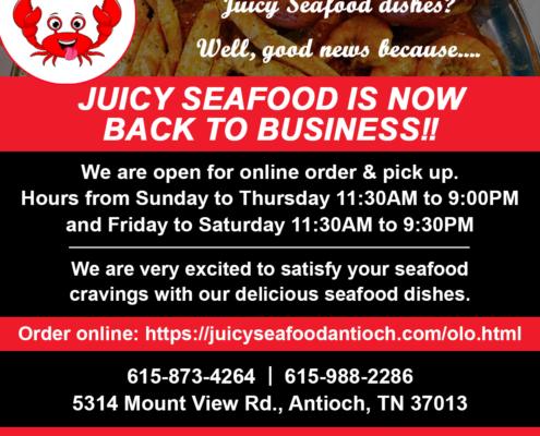 Restaurant_Juicy Seafood