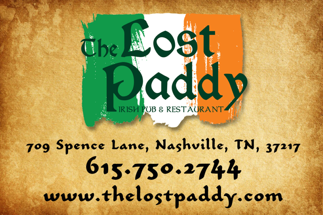 Restaurant_The Lost Paddy