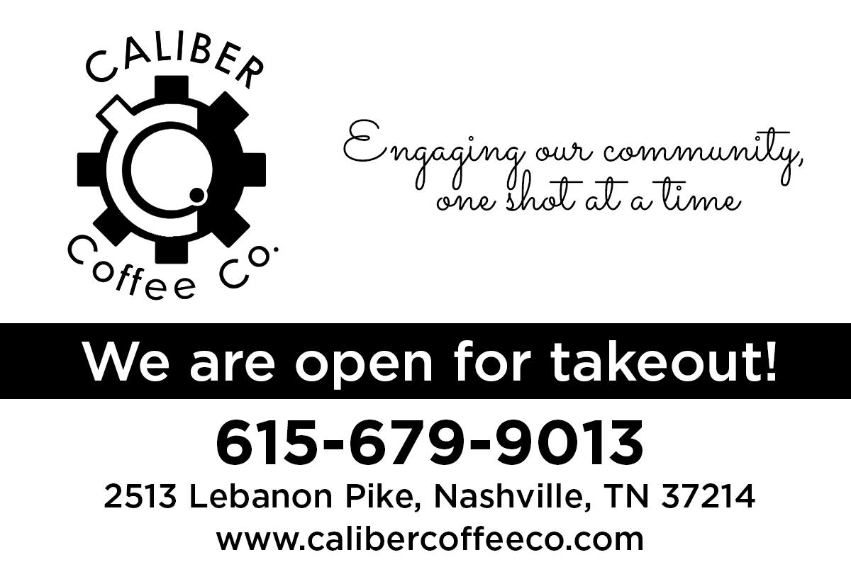 Restaurants_Caliber Coffee