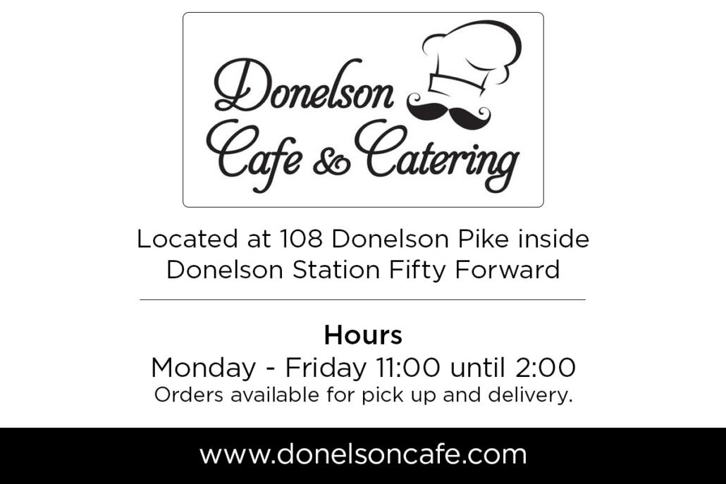 Restaurants_Donelson Cafe