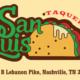 Restaurants_Taqueria San Luis
