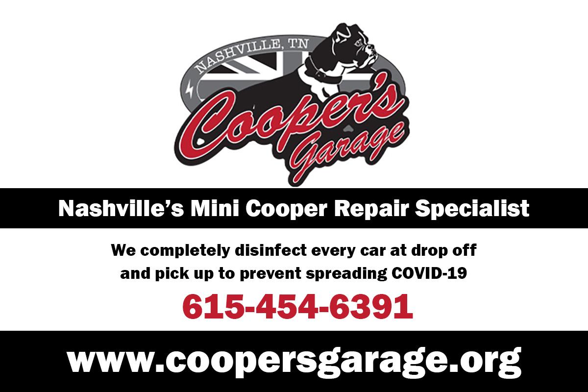 Service_Coopers Garage