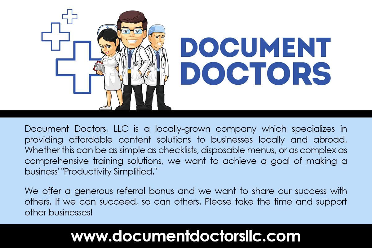 Service_Document Doctors