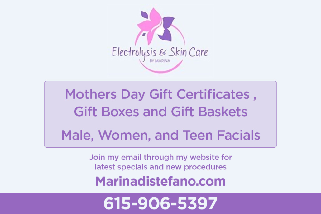 Service_Electrolysis and Skincare By Marina