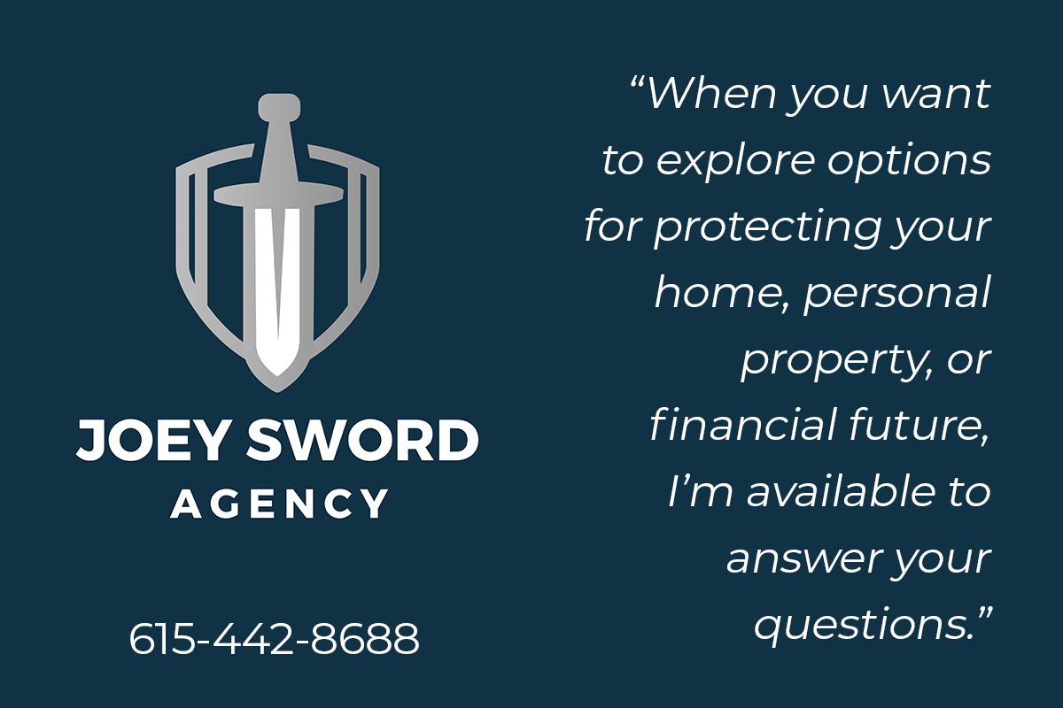 Financial_Joey Sword Agency
