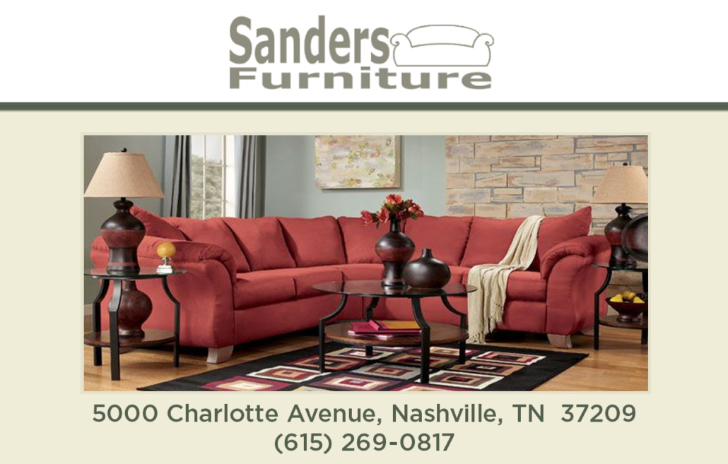 Retail_Sanders Furniture